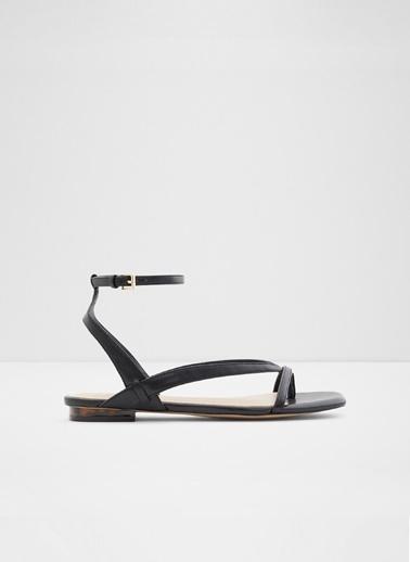Aldo Rhigoni - Siyah Kadin Sandalet Siyah